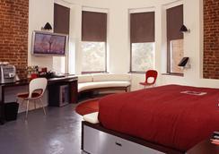 Keating Hotel - San Diego - Kamar Tidur