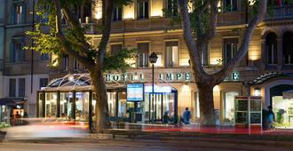 Hotel Imperiale - Roma - Bangunan