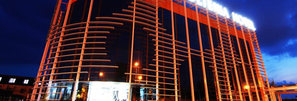 Oltenia Hotel - Craiova - Building