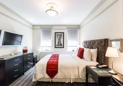 414 Hotel - New York - Kamar Tidur