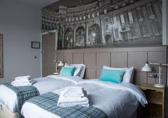 The Station Hotel - London - Kamar Tidur