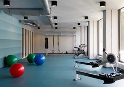 The Student Hotel Amsterdam West - Amsterdam - Gym
