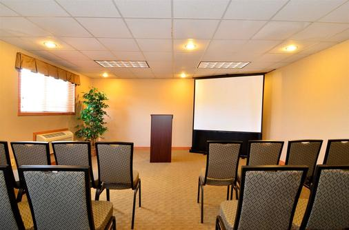 Quality Inn & Suites Seattle Center - Seattle - Ruang rapat