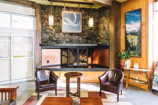 Quality Inn & Suites Seattle Center - Seattle - Lobi