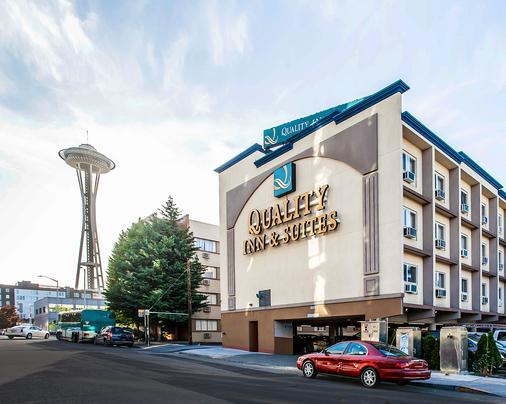 Quality Inn & Suites Seattle Center - Seattle - Bangunan