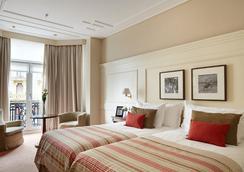 Hotel de Londres y de Inglaterra - San Sebastian - Kamar Tidur