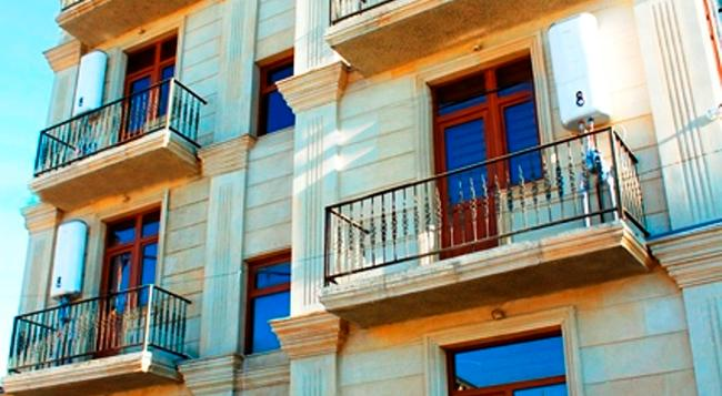 Shams Mini - Hotel - Baku - Building