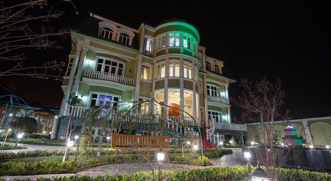 Lotte Palace Dushanbe - Dushanbe - Building