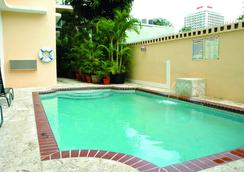 Coral Princess Hotel - San Juan - Kolam