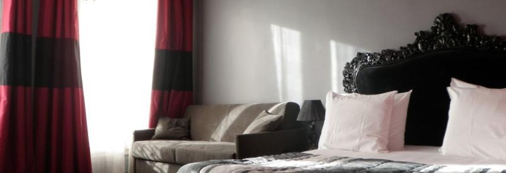 Ideal Hotel Design - Paris - Bedroom