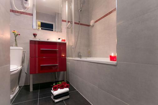 Ideal Hotel Design - Paris - Kamar Mandi