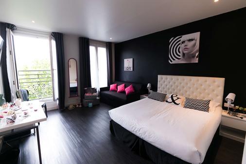Ideal Hotel Design - Paris - Kamar Tidur