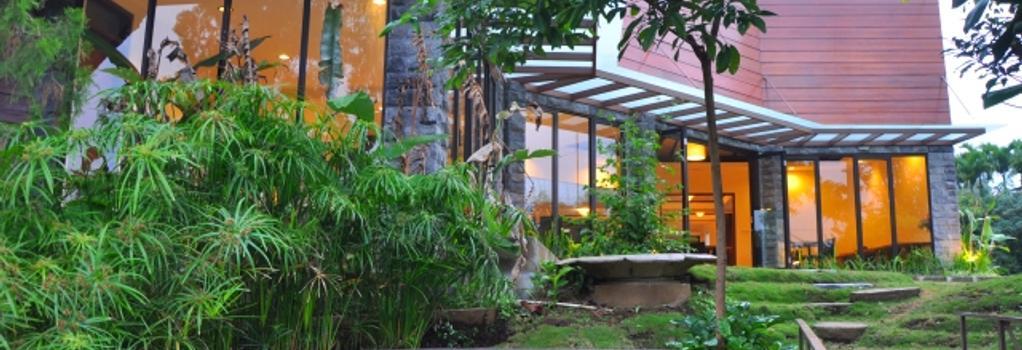 The Batu Villas - Hostel - Batu - Outdoor view