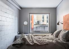 Sago Hotel - New York - Kamar Tidur