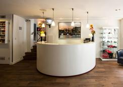 Hotel Residence Le Coin - Amsterdam - Resepsionis