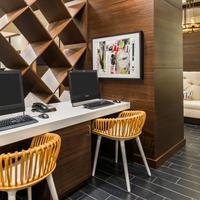Home2 Suites by Hilton Atlanta Downtown Business center