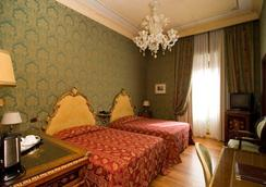 Des Epoques Hotel - Roma - Kamar Tidur