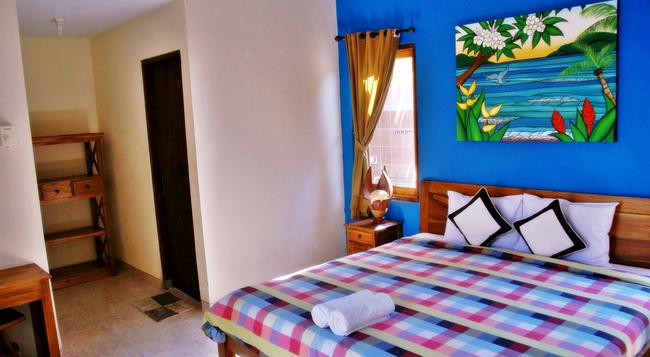 Rama Garden Retreat - Lembongan - Bedroom