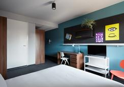 The Student Hotel Groningen - Groningen - Kamar Tidur