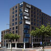 The Student Hotel Groningen Hotel Front