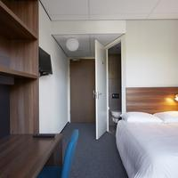The Student Hotel Amsterdam West Guestroom
