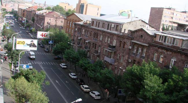 Modern Apartment in the Amiryan str - Yerevan - Building
