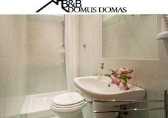 B&B Domus Domas - Roma - Kamar Mandi