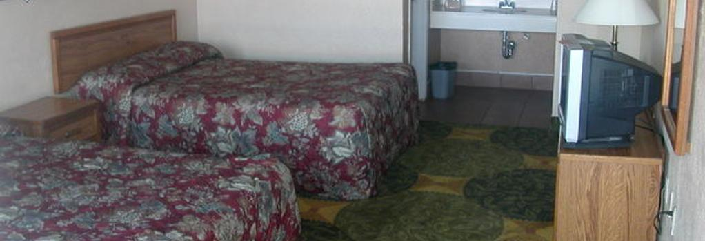 Budget Inn Motel - Austin - Bedroom