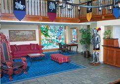 Castle Inn and Suites - Anaheim - Lobi