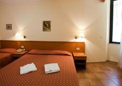 Hotel Emmaus - Roma - Kamar Tidur