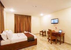 Samnang Laor Phnom Penh Hotel - Phnom Penh - Kamar Tidur