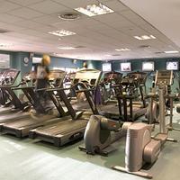 Glasgow Marriott Hotel Health club