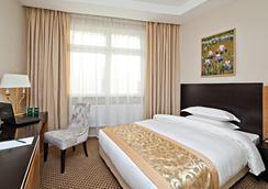 Alliance Greenwood Hotel - Moskwa - Kamar Tidur