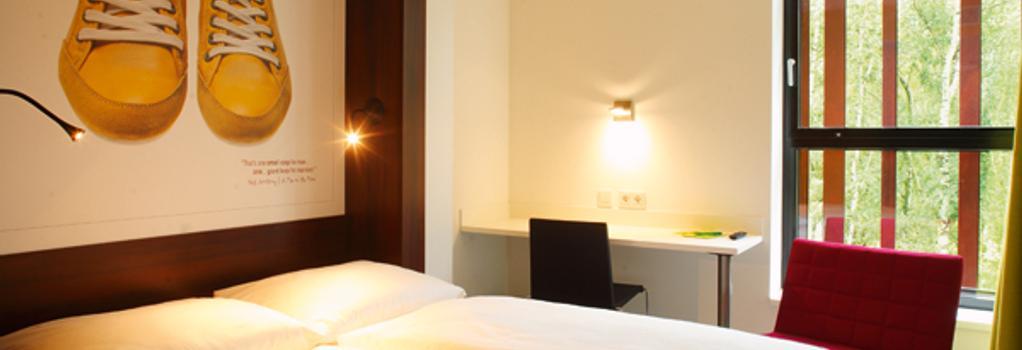 7THINGS Hotel - Bremen - Bedroom
