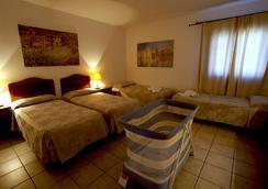 Hotel Moderno - Olbia - Kamar Tidur