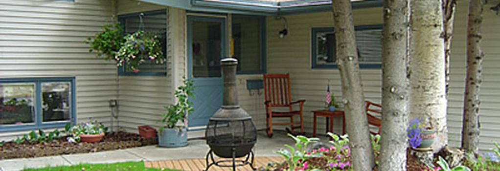 Fireweed Manor Bed And Breakfast - Anchorage - Outdoor view