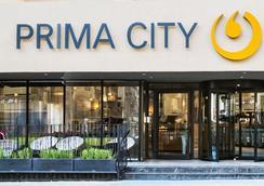 Prima City Hotel - Tel Aviv - Bangunan
