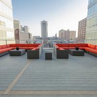 Philly Stays 2040 Market St Property Grounds