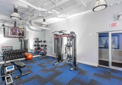 Philly Stays 2040 Market St - Philadelphia - Gym