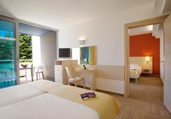 Valamar Crystal Hotel - Poreč - Kamar Tidur