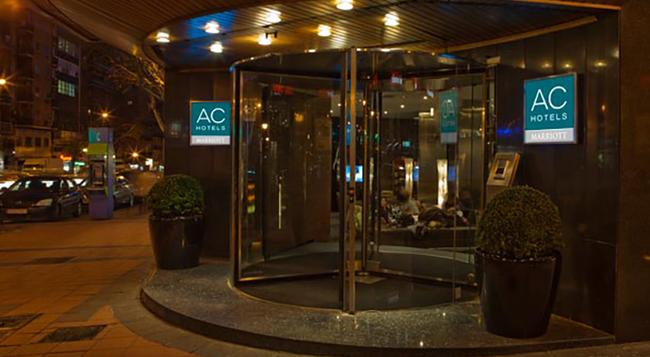 AC Hotel Carlton Madrid - Madrid - Building
