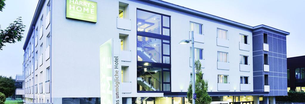 Harry's Home Hotel Linz - Linz - Building