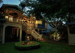 Number 12 B&B - Brisbane - Bangunan