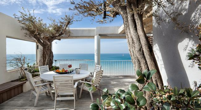 Sea Executive Suites - Tel Aviv - Bedroom