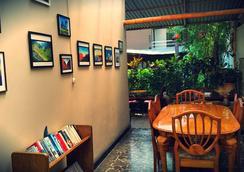 Casa Wayra Bed & Breakfast Miraflores - Lima - Lobi