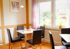 Hotel Herrenhof - Lübeck - Restoran