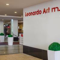 Leonardo Art Tel Aviv By The Beach Interior Entrance