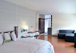 Hotel LP Columbus - La Paz - Kamar Tidur