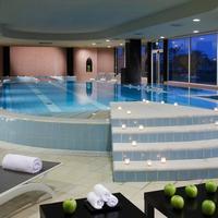 Rome Marriott Park Hotel Health club