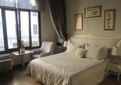 Ragip Pasha Apartments - Istanbul - Kamar Tidur